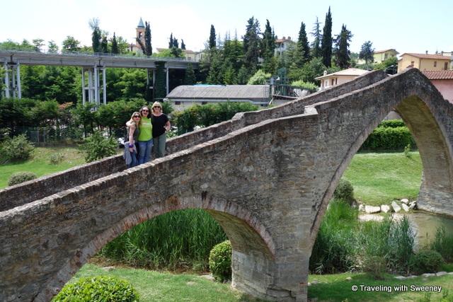 Ponte della Signora in Modigliana