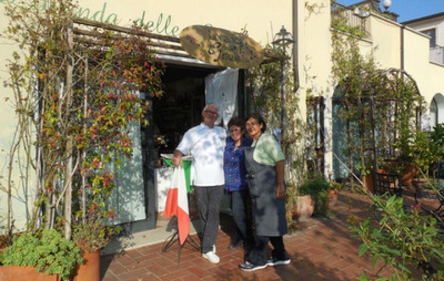 Daniela Bellintani Le Grazie Restaurant