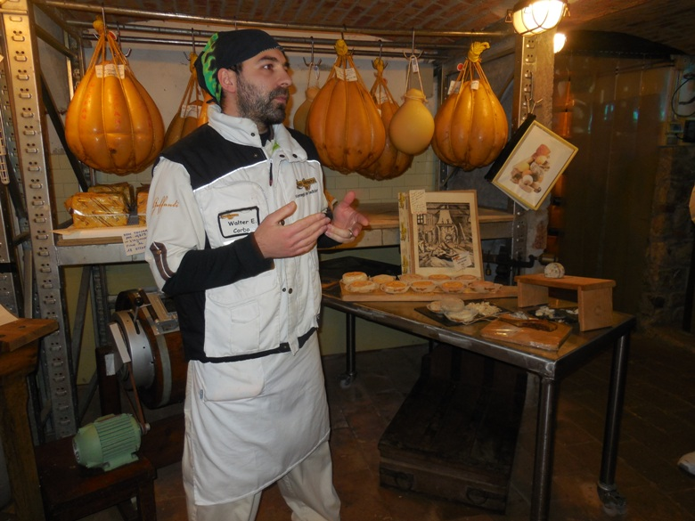Cheese tour - Guffanti Arona