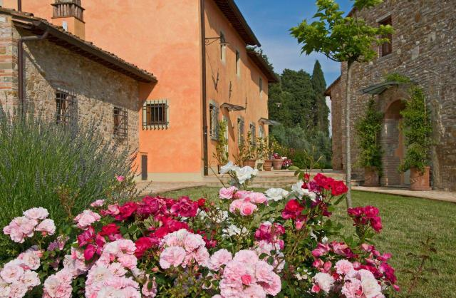 Borgorosa holiday rentals in a restored barn and olive mill