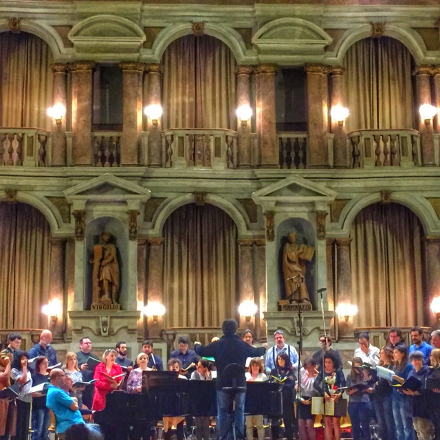 Bibiena-Theater Mantova Chamber Orchestra