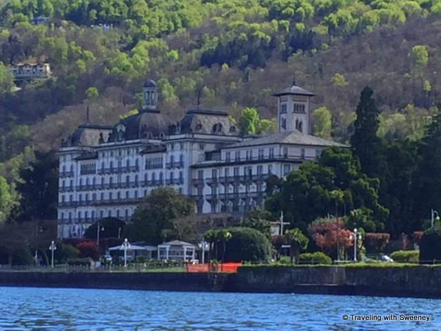Grand Hotel des Iles Borromées in Stresa