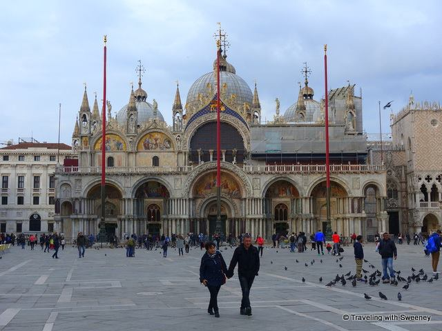 St Mark Venice