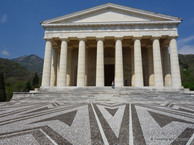 Temple of Canova in Possagno